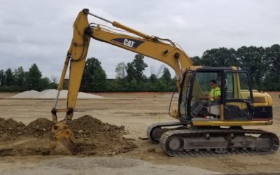 Xtreme Elements break ground on several new projects this month!