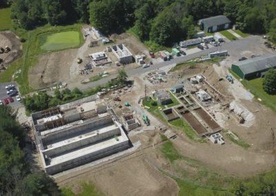 Burton Waste Water Treatment Plant