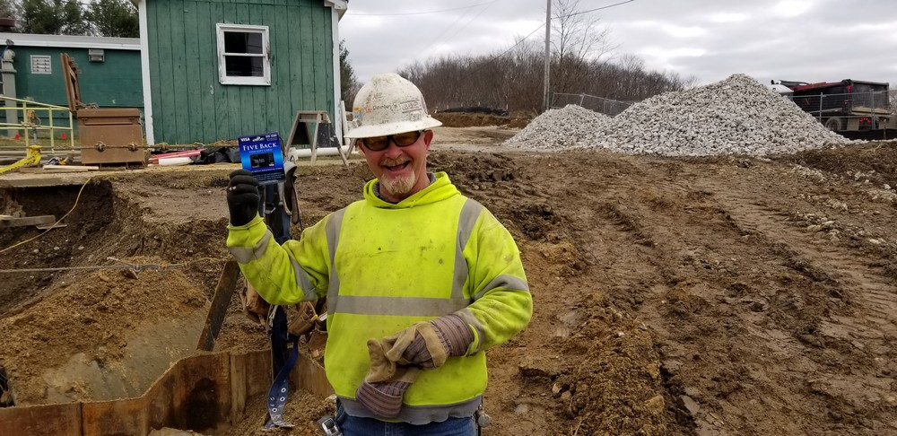 Xtreme Elements Safe Employee for the Month of November 2018 Jeff Keil